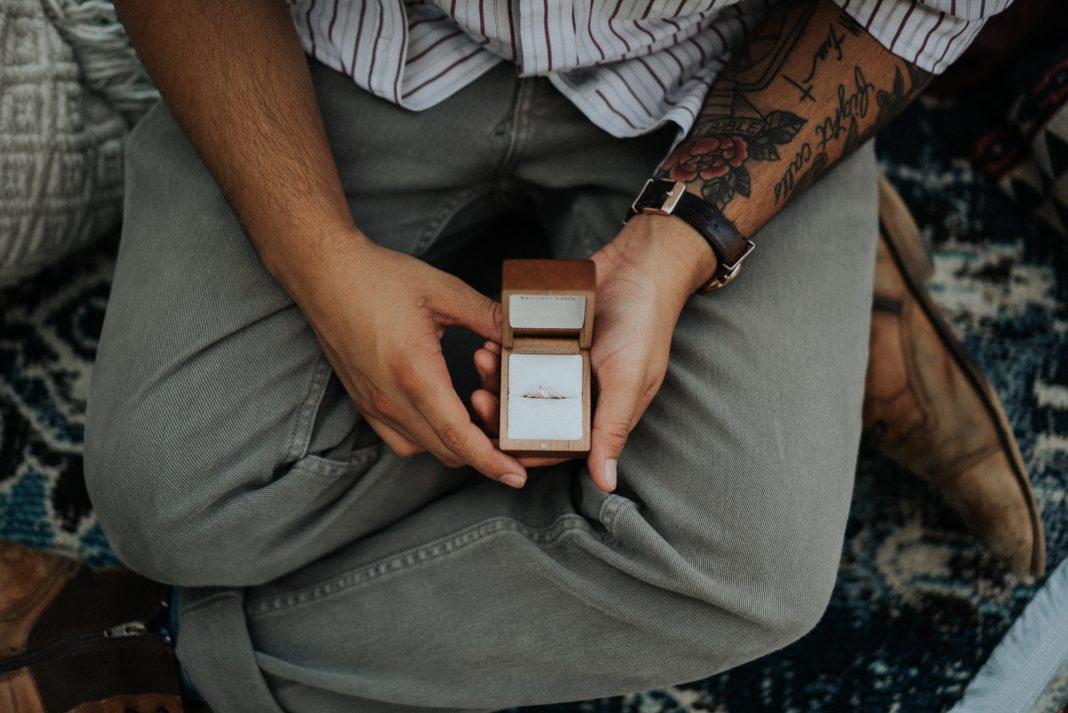 10 Idei pentru o cerere in casatorie originala